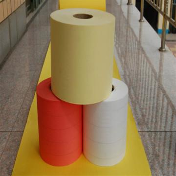 Papel de filtro de pulpa de madera aire