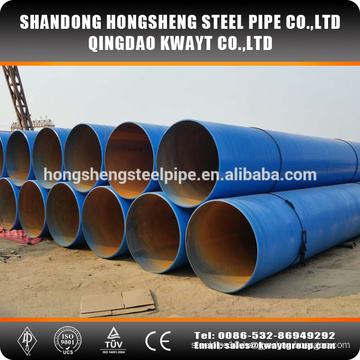 SSAW Steel Pipe FBE Coating Pipe