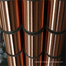 0.10mm-4.0mm Electrical Cable Copper Clad Steel Wire