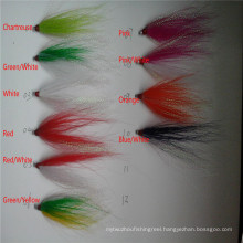 Dear Tail Teaser Fly Fishing Lure