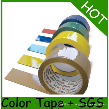 Hecho en China Clear BOPP Packing Tape