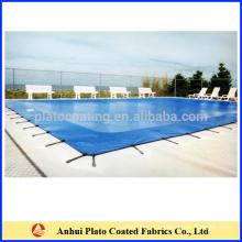 Cobertura de segurança para piscina de inverno