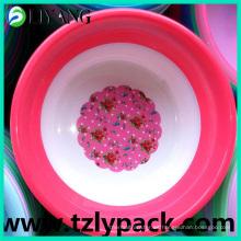 Diseño para el color del producto, Iml para lavabo de plástico