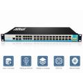 Gigabit ethernet network switch 24 port layer 3 hub price