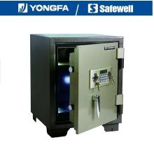 Coffre ignifuge électronique de panneau de hauteur d'Ald de 60cm de Yongfa avec la poignée