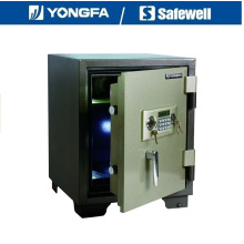 Yongfa 60cm Height Ald Panel Electronic Fireproof Safe with Handle