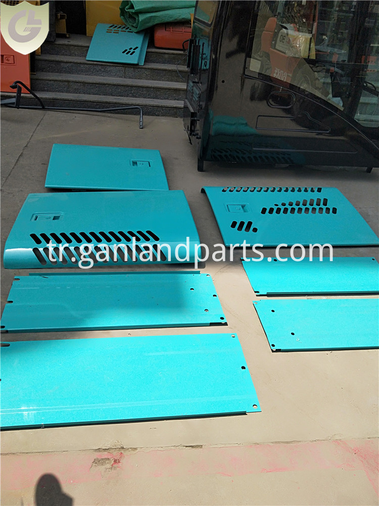 Compartment Doors For SK260-8 Excavator