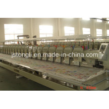 20 Head 9 Needle Plain Embroidery Machine