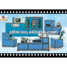 32 Hohlräume Hydraulische Kompressionsformmaschine