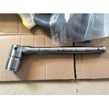21mm Tc4 Titanium Ratchet Wrench Gr5 Titanium Alloy Ratchet Wrench