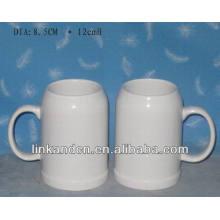 Haonai a exporté 17 oz en vrac en céramique en céramique