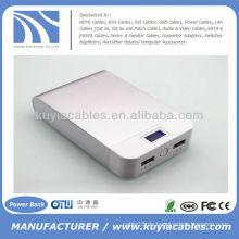 Hochwertiges 11000mAh bewegliches Energiensatz Bewegliches Aufladeeinheits-Energien-Bank für Iphone Samsung HTC Nokia