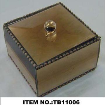 Glas-Jewel-Box