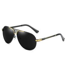 Neue Designer uv400 polarisierte Sonnenbrille für Herren