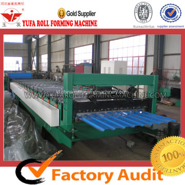 Rusia Desain Roofing Tile Forming Machine