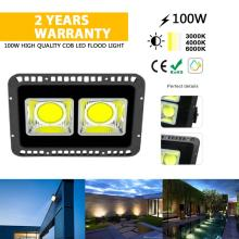 100W LED Solar Flood Light low voltage