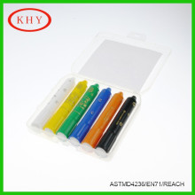 New designed non-toxic and low odor glass crayon