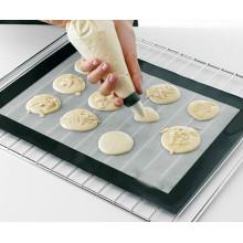 Hoja de hornada del silicón de la categoría alimenticia para el pan o la torta