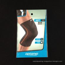 Custom Design Zip Lock Bag for Kneecup Packing