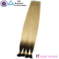 Alibaba Trade Assurance High Quality Wholesale Keratin Flat Tip Hair Extensions