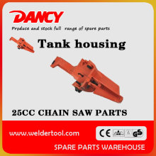 2500  chainsaw tank housing