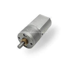 Motor da engrenagem da micro escova da escova FF130