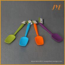 Logo personnalisé meilleure spatule en gros de silicone