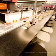 balcões de barra translúcidos barra de restaurante balcão de acrílico para venda