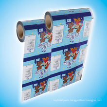 High Quality Biscuit Packing Film for Food