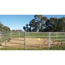 Panneau de clôture en mouton galvanisé à chaud et chaud / Panneau de clôture soudé au Canada / Panneau de clôture agricole
