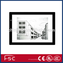 A3 чертежной доске привели высокое качество и регулируемой яркостью света для защиты глаз