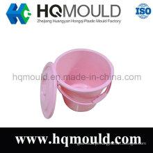 Molde de injeção para plástico balde doméstico