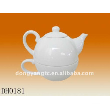 Ceramic teapots