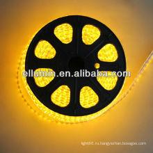 водонепроницаемая светодиодная 5м 4,8 Вт/м DC12V 3528 гибкие полосы света