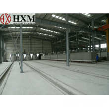 Ligne de production de Fly Ash AAC Block Machine