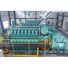 HFO Power Plant 1MW-100MW