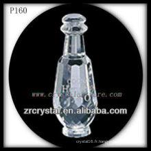 Magnifique récipient en cristal P160