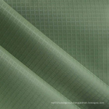 Polyester Grid Twill Oxford Fabric PVC/PU Polyester Twill Fabric
