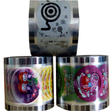 Film de cachetage de thé de lait / film d'emballage de thé en aluminium / poche de thé