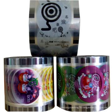 Milk Tea Sealing Film/Aluminum Tea Packaging Film/Tea Pouch