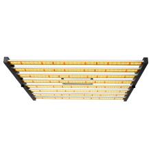 LED d'intérieur élèvent la barre en aluminium pliable dimmable de lumière