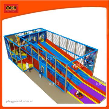 Kids Indoor Roller Slide Amusement Park Items for Sale