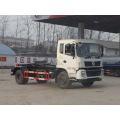 Dongfeng TESHANG 12CBM Hook Lift Garbage Truck
