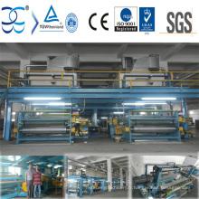 Machine de revêtement en bande BOPP automatique Mayer Bar à haute efficacité haute efficacité