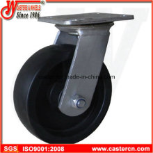 4 Inch to 6 Inch Polyolefin Swivel Casters