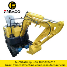 3.5 Ton Compact Excavator With Hydraulic Bucket