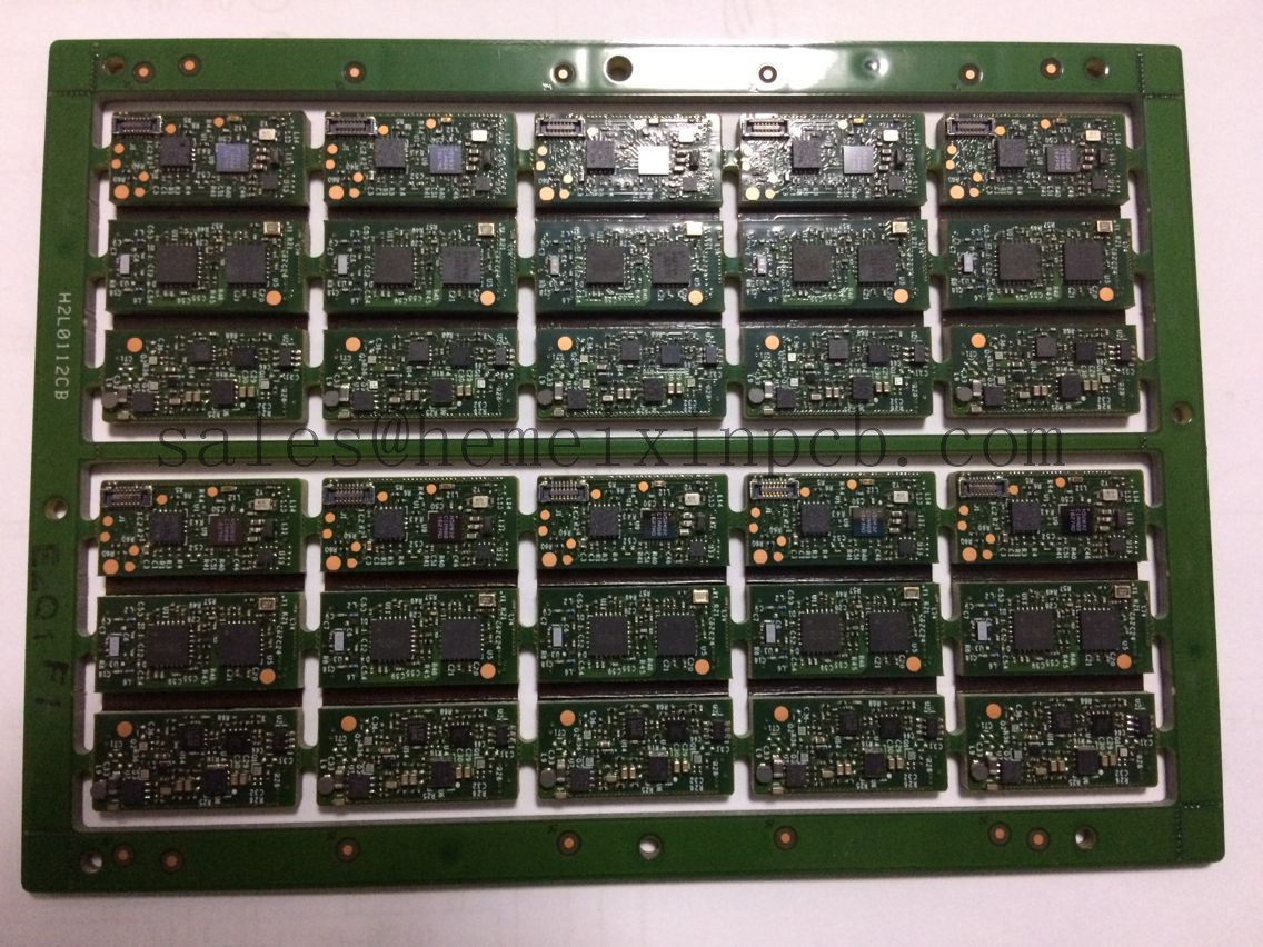 flex-rigid pcb assembly