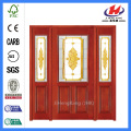 *JHK-FD03 Fiberglass Door Frames Insulated Fiberglass Door Fiberglass Double Doors