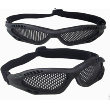 Vidrio de seguridad negro para el trabajo