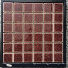 Schwimmbad Mosaik, Mosaik Wandfliese, Porzellan Keramik Mosaik